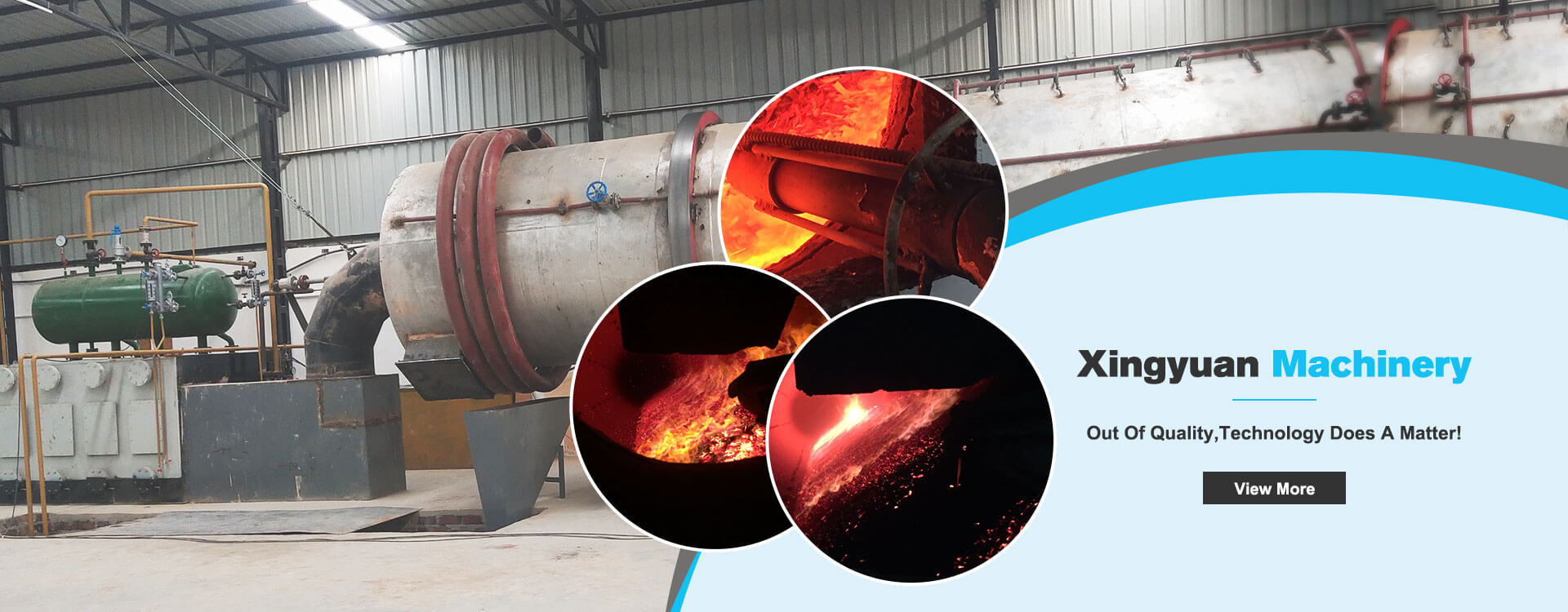 Activated Carbon Kiln