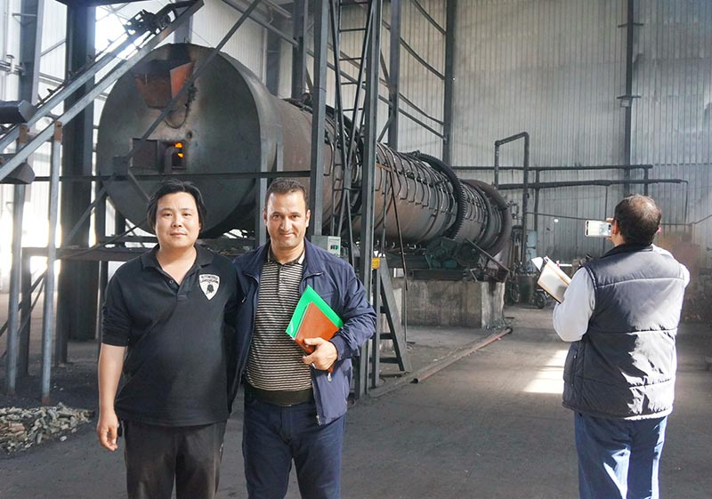China activated carbon project