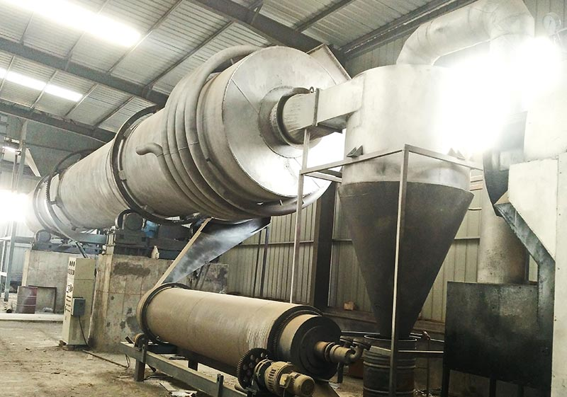 Activated Carbon Machine