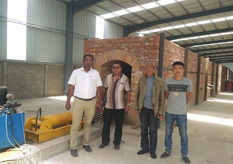 Activated Carbon Tunnel Kiln