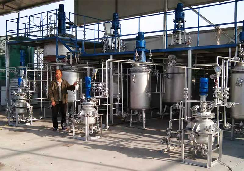 Shanxi Bio-fertilizer Factory