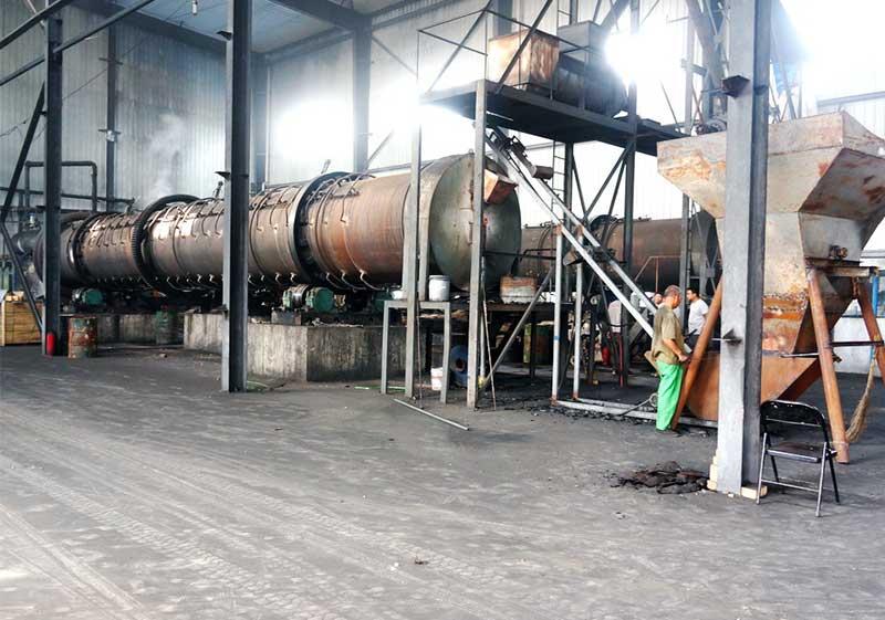 Xingyuan Activated Carbon Kiln