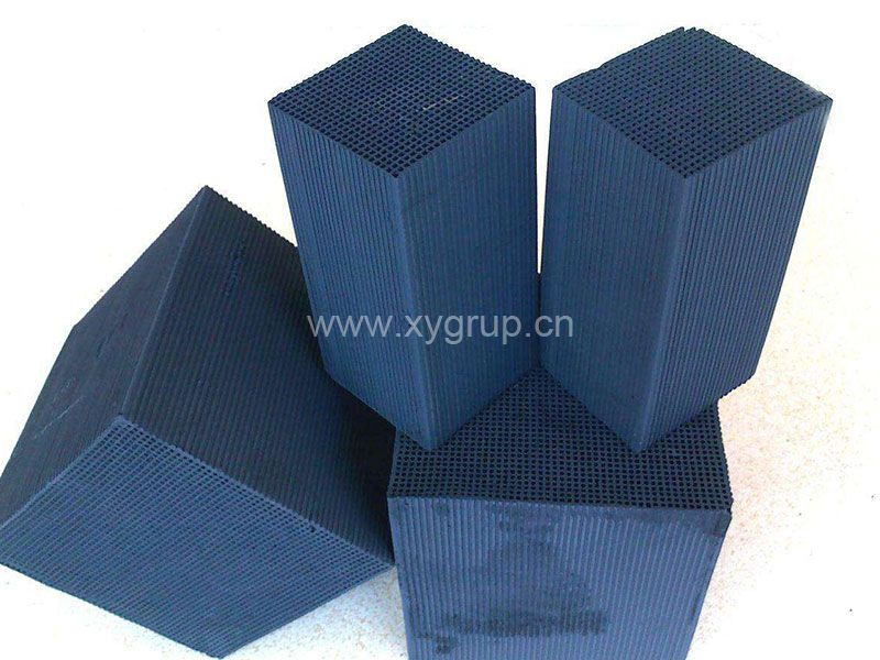 Gas Honeycomb Activated Carbon