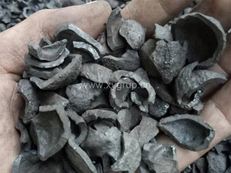 Palm Shell Charcoal