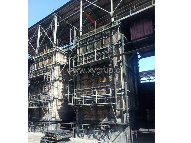Vertival Activated Carbon Furnace