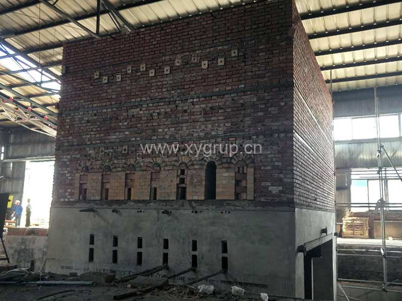 Shell Activated Carbon Kiln