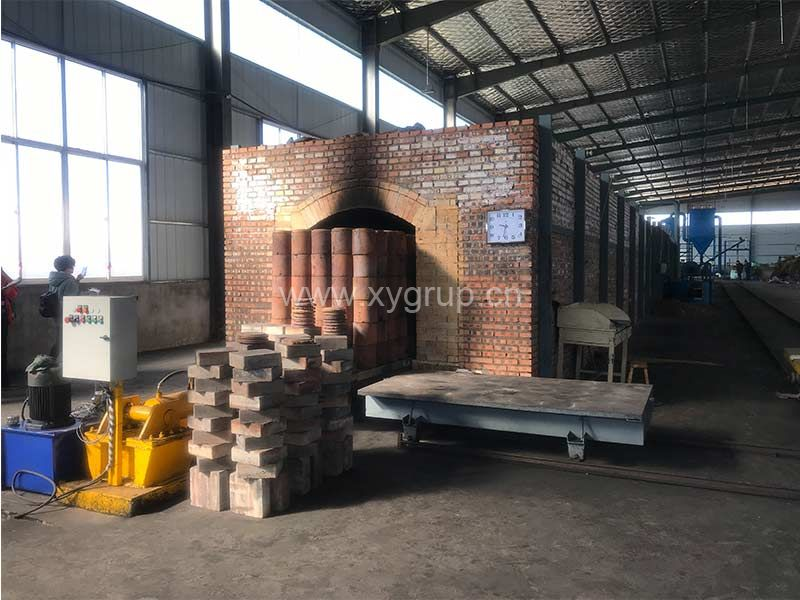 Powder Carbon Regneration Kiln