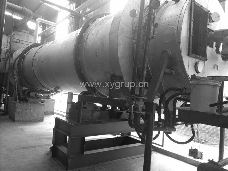 Granular Carbon Regeneration Machine