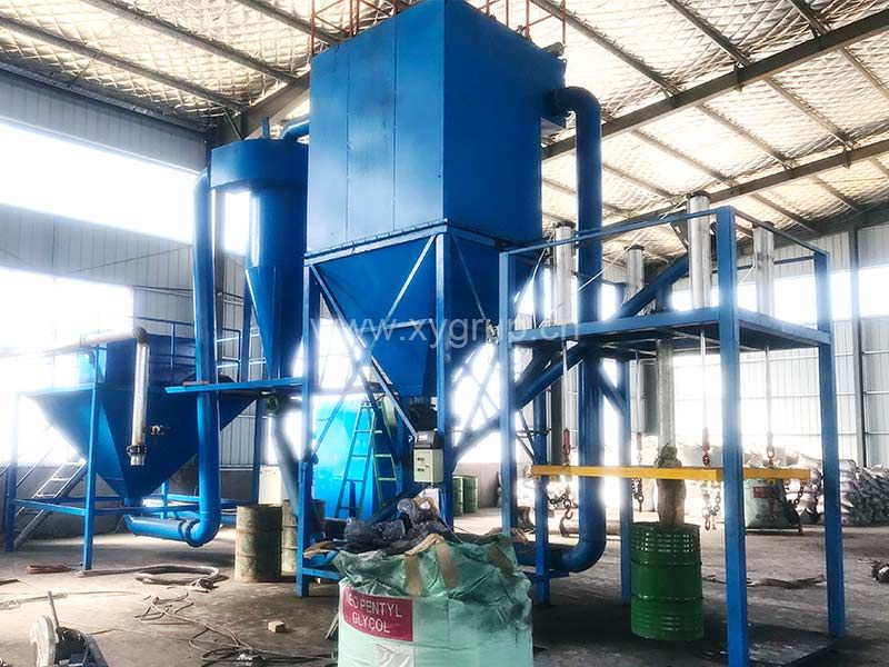 Powder Carbon Packing Machine