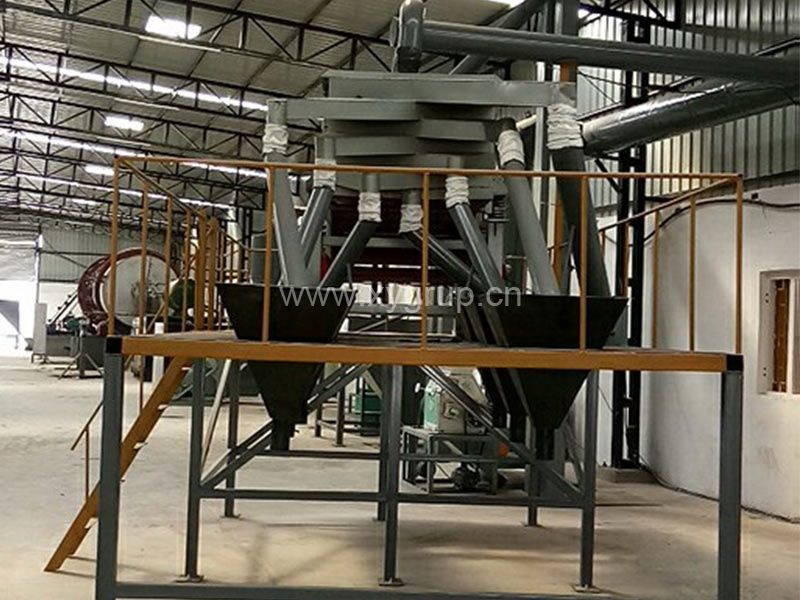 Granular Carbon Packing Machine