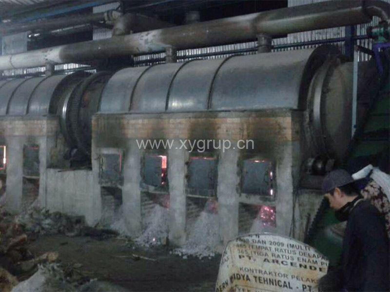 Carbon Drying Machine