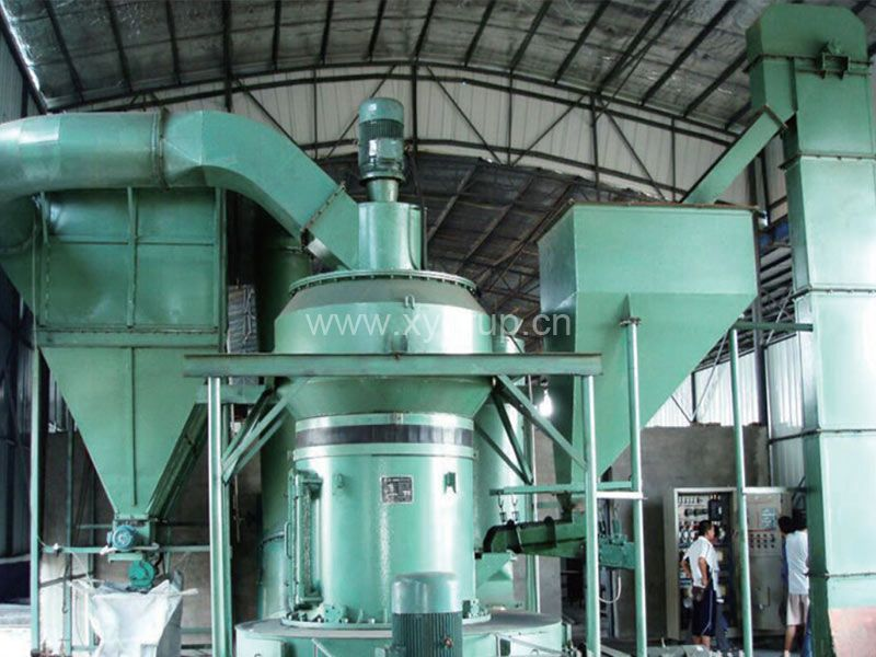 Carbon Powder Making Machine