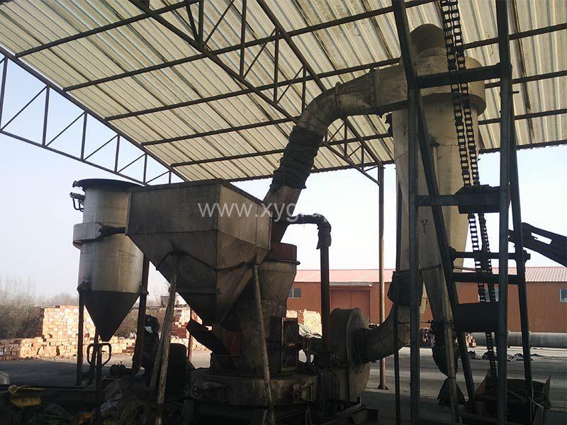 Carbon Powder Making Machine