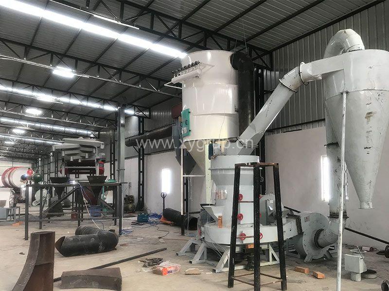 Activated Carbon Powder Making Machine