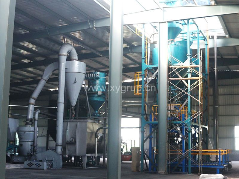 Full Auto Carbon Powdering And Packing System