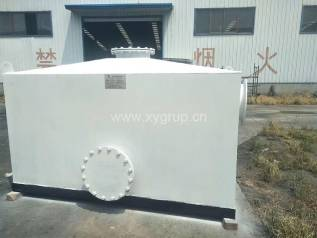 Application of Activated Carbon Filter