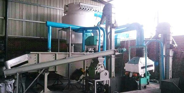 Activated Carbon Crushing Machine